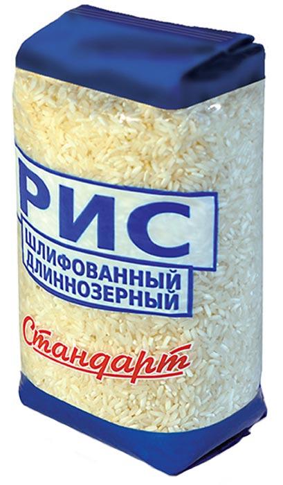 Стандарт рис длиннозерный, 900 г мистраль рис акватика mix 500 г