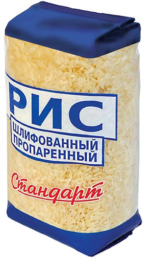 Стандарт рис пропаренный, 900 г мистраль рис кубань 900 г