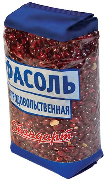 Стандарт фасоль красная, 800 г фасоль ярмарская черный глаз 450г