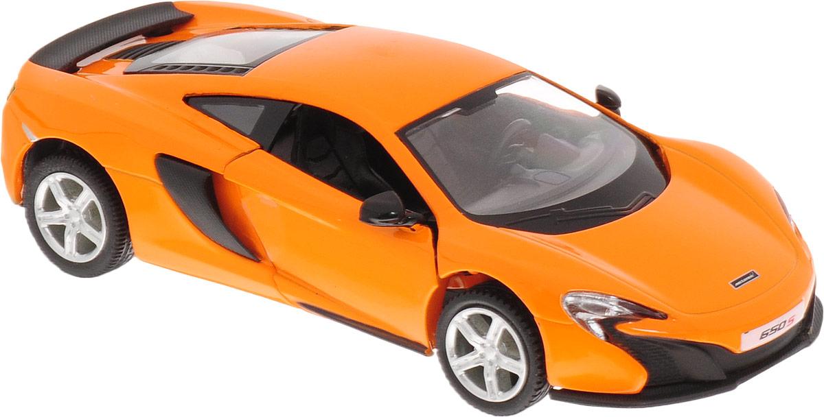 Pitstop Модель автомобиля McLaren 650S fujimi 1 24 rs 66 mclaren f1 12573 car model kit