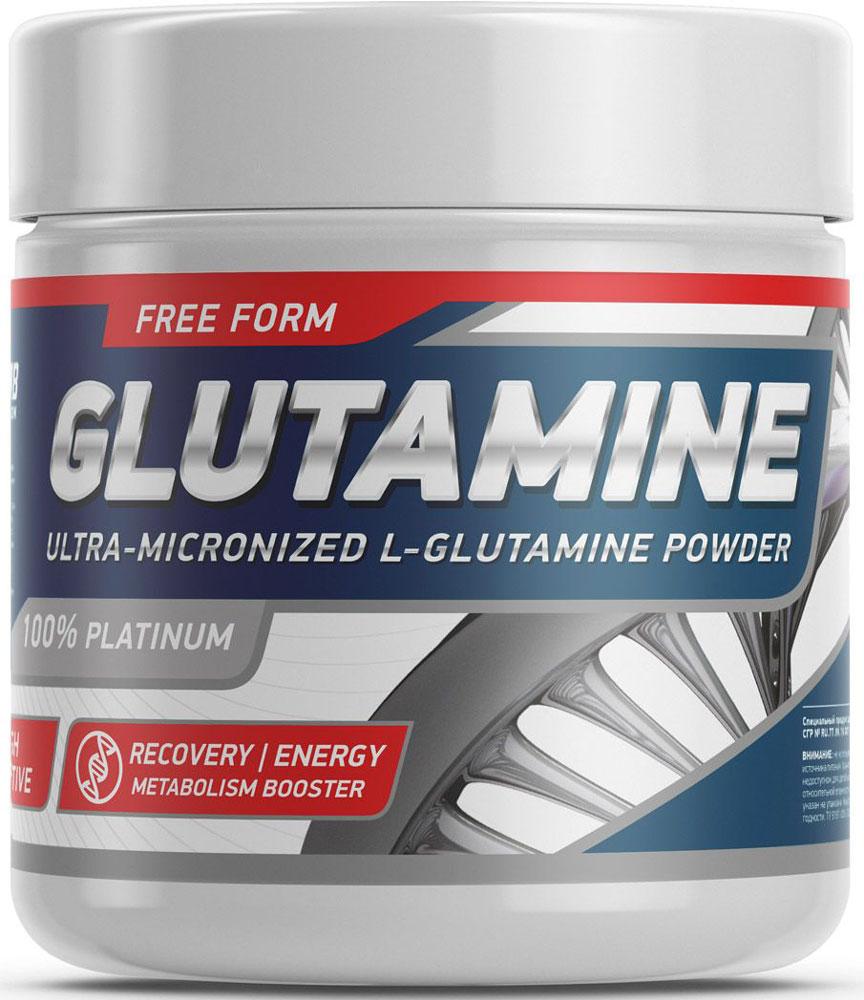 "Глютамин Geneticlab ""Glutamine Powder"", без вкуса, 300 г, Geneticlab Nutrition"