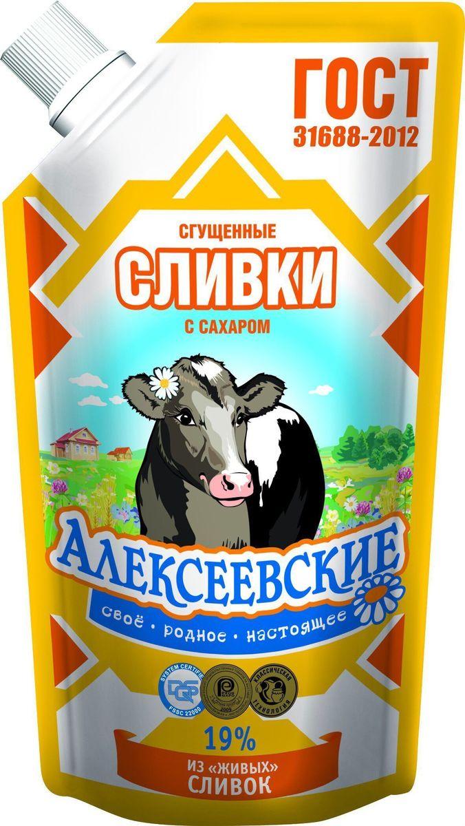 Союзконсервмолоко Сливки сгущенные, 270 г союзконсервмолоко советское молоко сгущенное 270 г