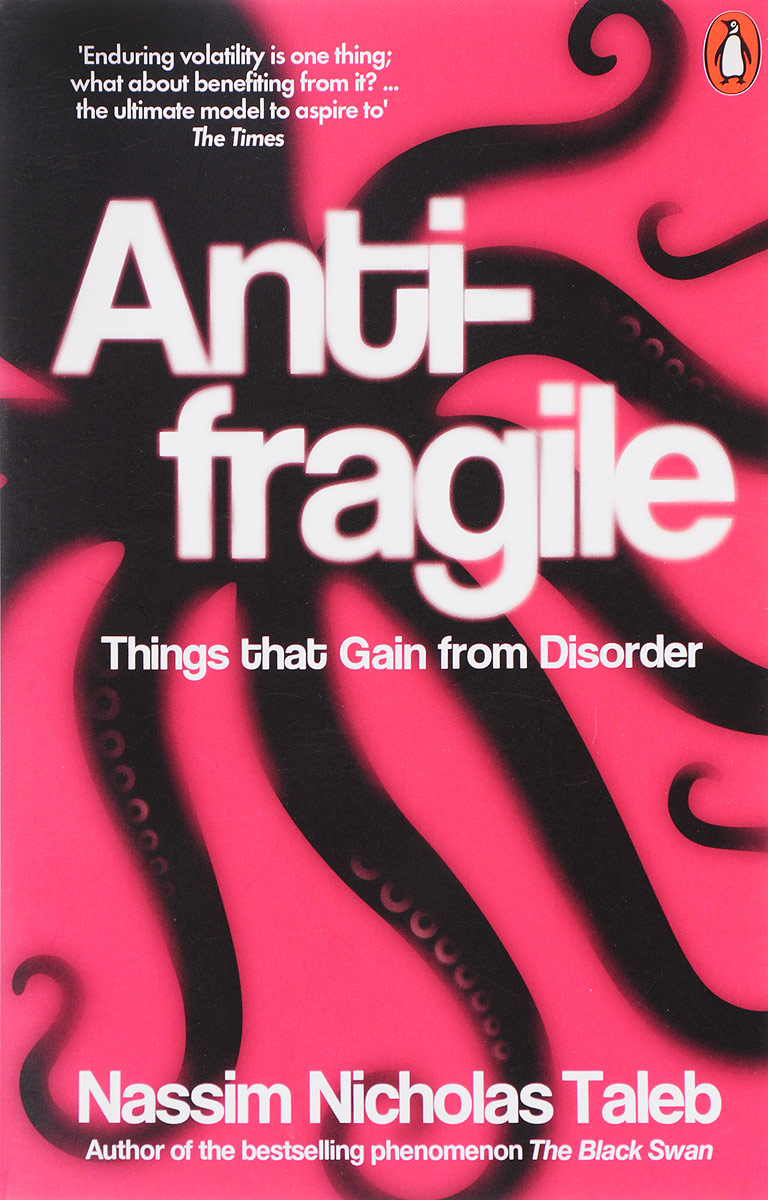 Antifragile: Things That Gain from Disorder i m the vampire that s why
