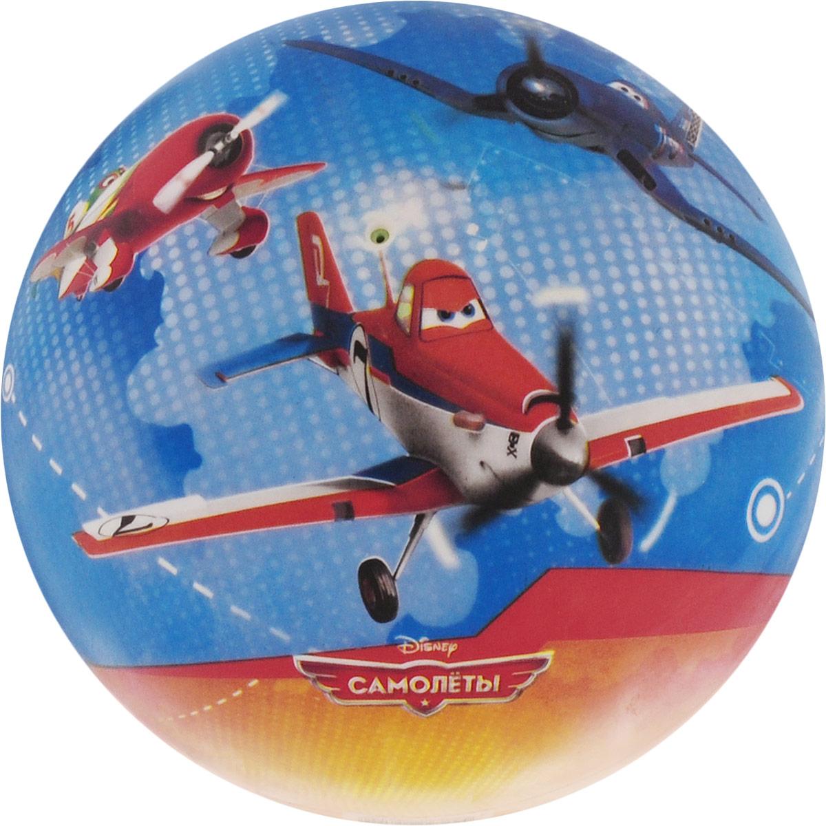 Играем вместе Мяч Самолеты 23 см