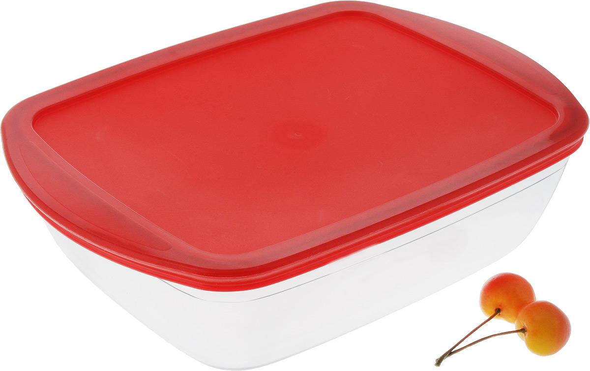 """Форма для запекания Pyrex """"O Cuisine"""" изготовлена из прозрачного жаропрочного стекла. Изделие отлично подходит для запекания мяса, рыбы или овощей.  Выдерживает перепад температур от -40°C до +300°C. Форма подходит для использования в  микроволновой печи, приготовления блюд в духовке (без крышки), хранения пищи в холодильнике. Можно мыть в посудомоечной машине.  Внутренний размер формы: 24 х 19 см.  Размер формы (с учетом ручек): 28 х 20 см.  Высота формы: 8 см. Объем формы: 2,6 л."""