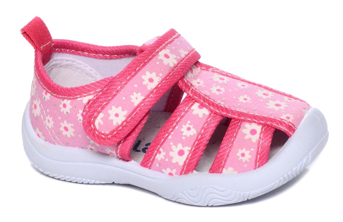 Туфли для девочки Mursu, цвет: фуксия. 101219. Размер 24101219Туфельки Mursu выполнены из текстиля, оформленного оригинальными рисунками. Удобная застежка-липучка обеспечивает практичность и комфортную фиксацию модели на ноге. Рифление на подошве гарантирует идеальное сцепление с любой поверхностью. Усиленный задник препятствует деформации задней части верха в процессе носки.