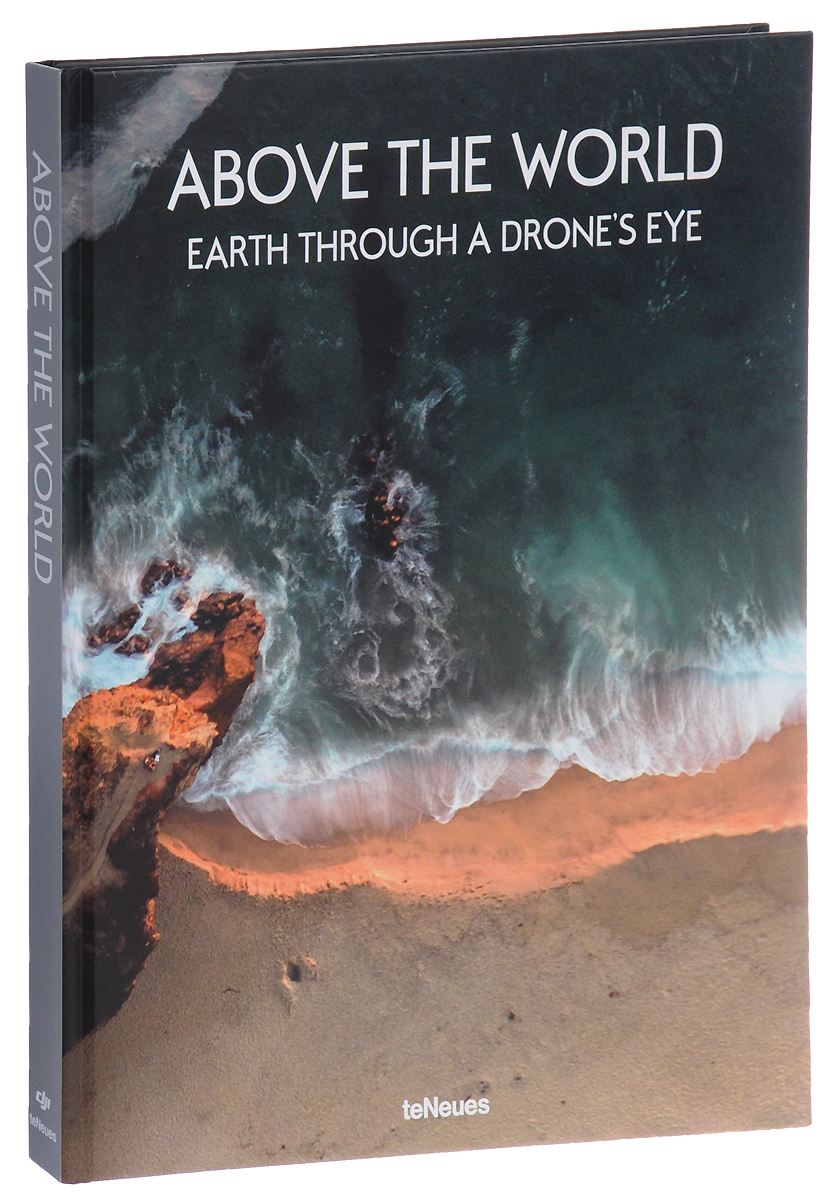 Above the World: Earth Through a Drone's Eye verne j journey to the centre of the earth