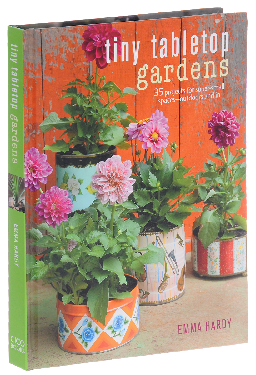 Tiny Tabletop Gardens: 35 Projects for Super-Small Spaces-Outdoors and in john mickel ferns for american gardens