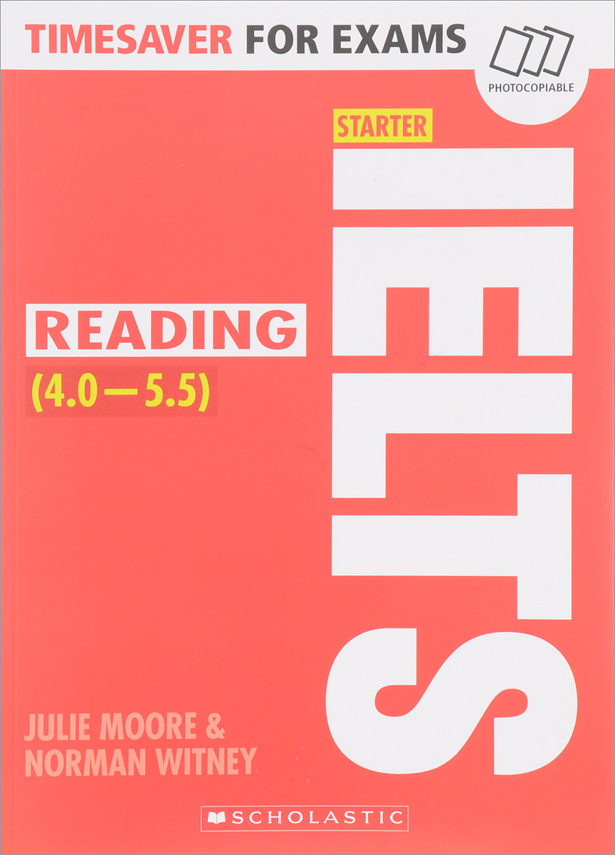 IELTS Starter Reading: Level 4.0 - 5.5 beddall f malcolm in the middle krelboyne picnic starter level сd