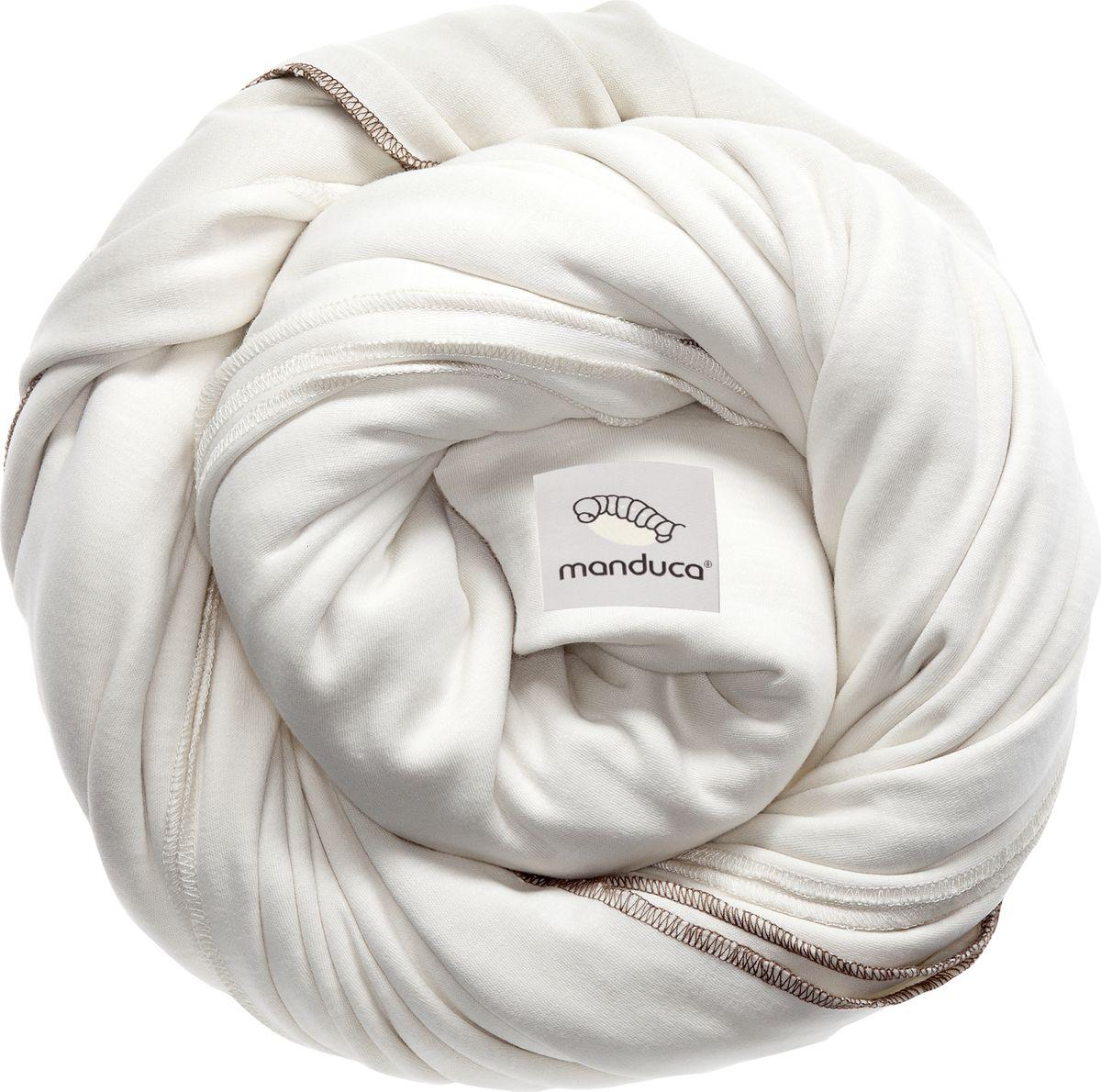 Manduca Слинг-шарф цвет бежевый manduca слинг рюкзак purecotton цвет красный