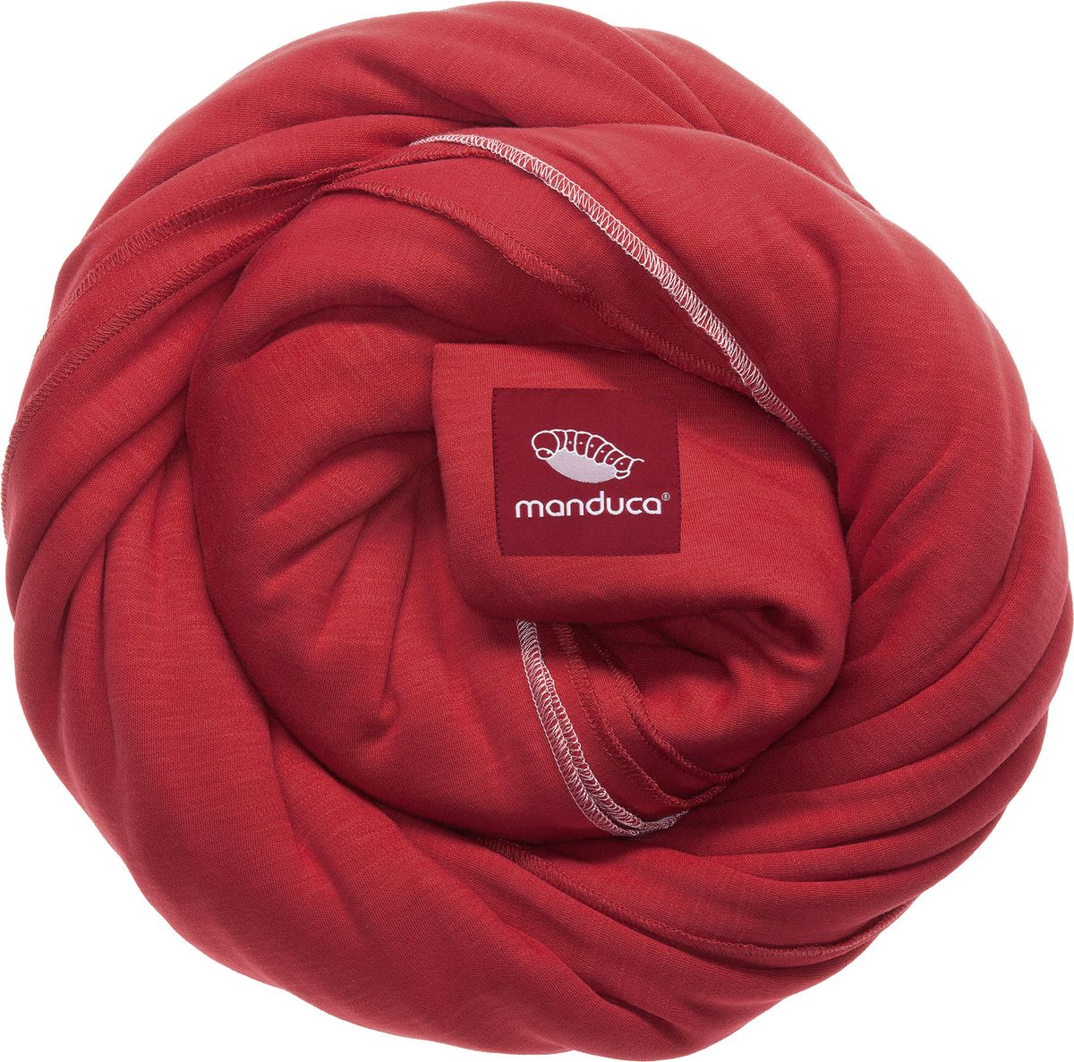 Manduca Слинг-шарф цвет красный manduca слинг рюкзак purecotton цвет красный