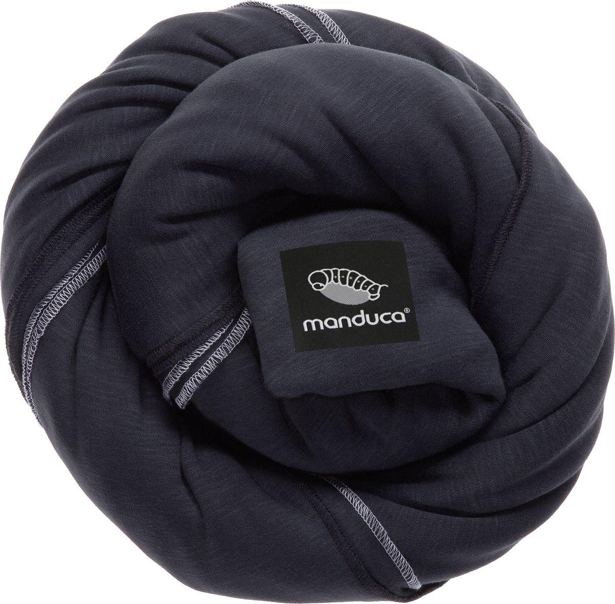 Manduca Слинг-шарф цвет черный -  Рюкзаки, слинги, кенгуру