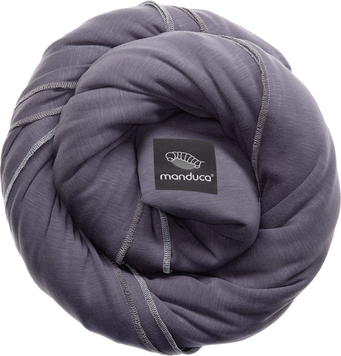 Manduca Слинг-шарф цвет серый manduca слинг рюкзак purecotton цвет красный