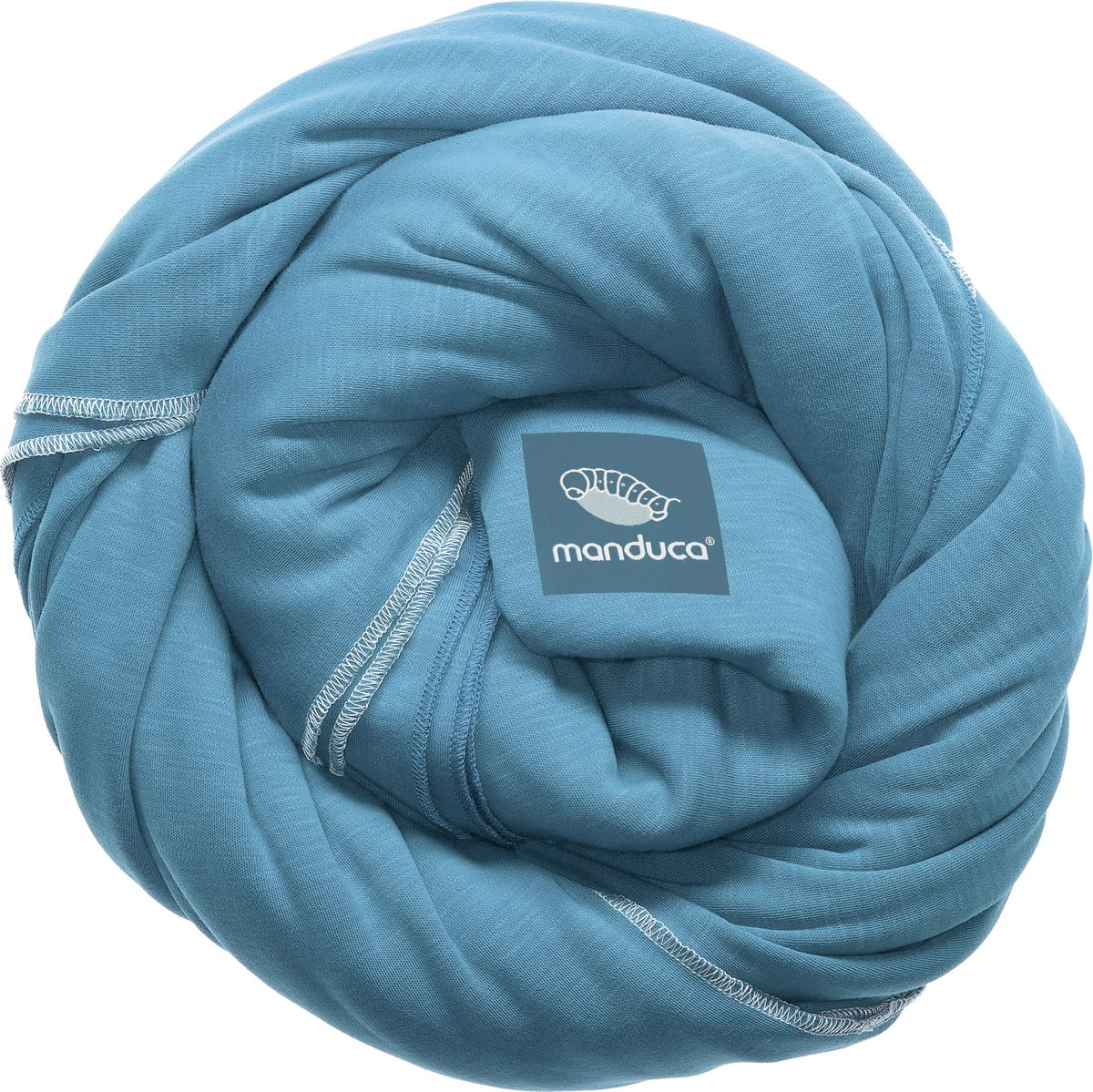 Manduca Слинг-шарф цвет бирюзовый