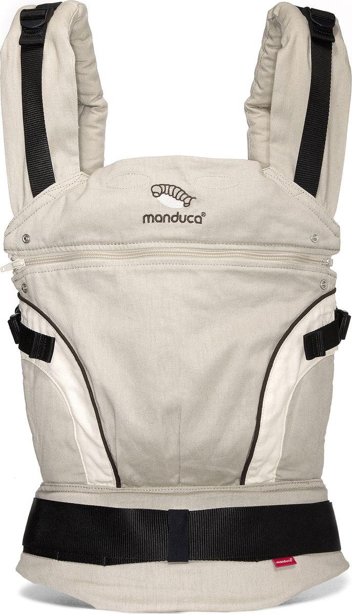 Manduca Слинг-рюкзак First Sand цвет песочный manduca слинг рюкзак purecotton цвет красный