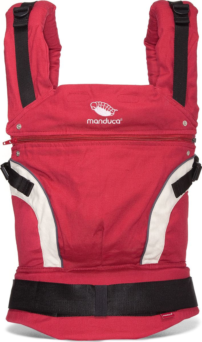 Manduca Слинг-рюкзак First Red цвет красный manduca слинг рюкзак purecotton цвет красный