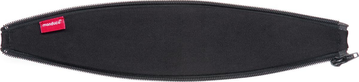 Manduca Вставка на молнии ZipIn Ellipse цвет черный - Рюкзаки, слинги, кенгуру