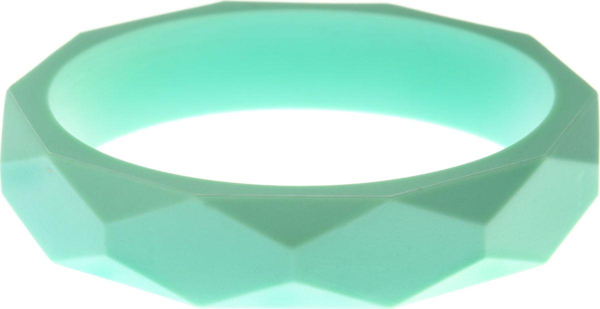 МАМидея Молочный браслет цвет мятный