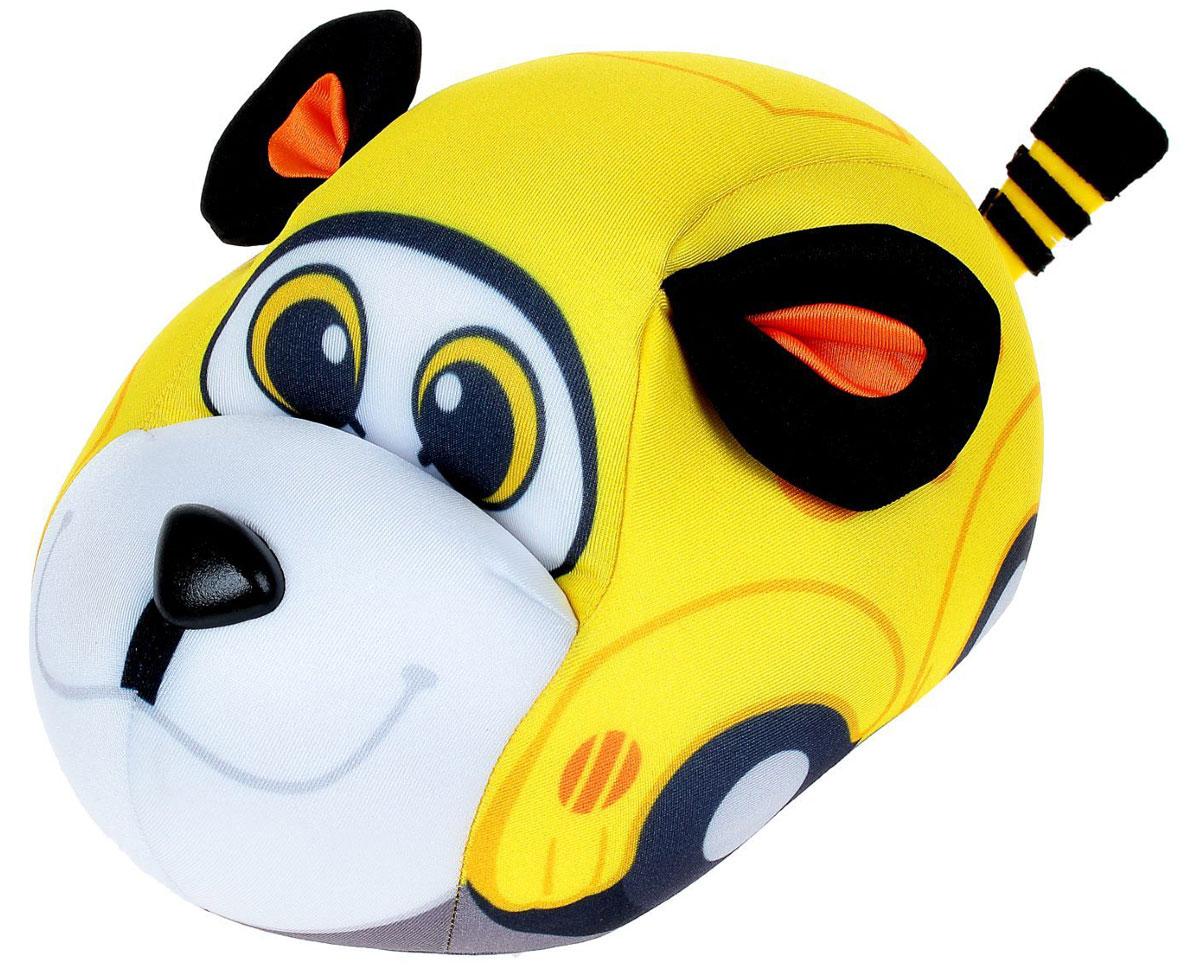 СмолТойс Мягкая игрушка-антистресс Врумиз Спиди 23 см врумиз машинка со звуковыми и световыми эффектами спиди врумиз