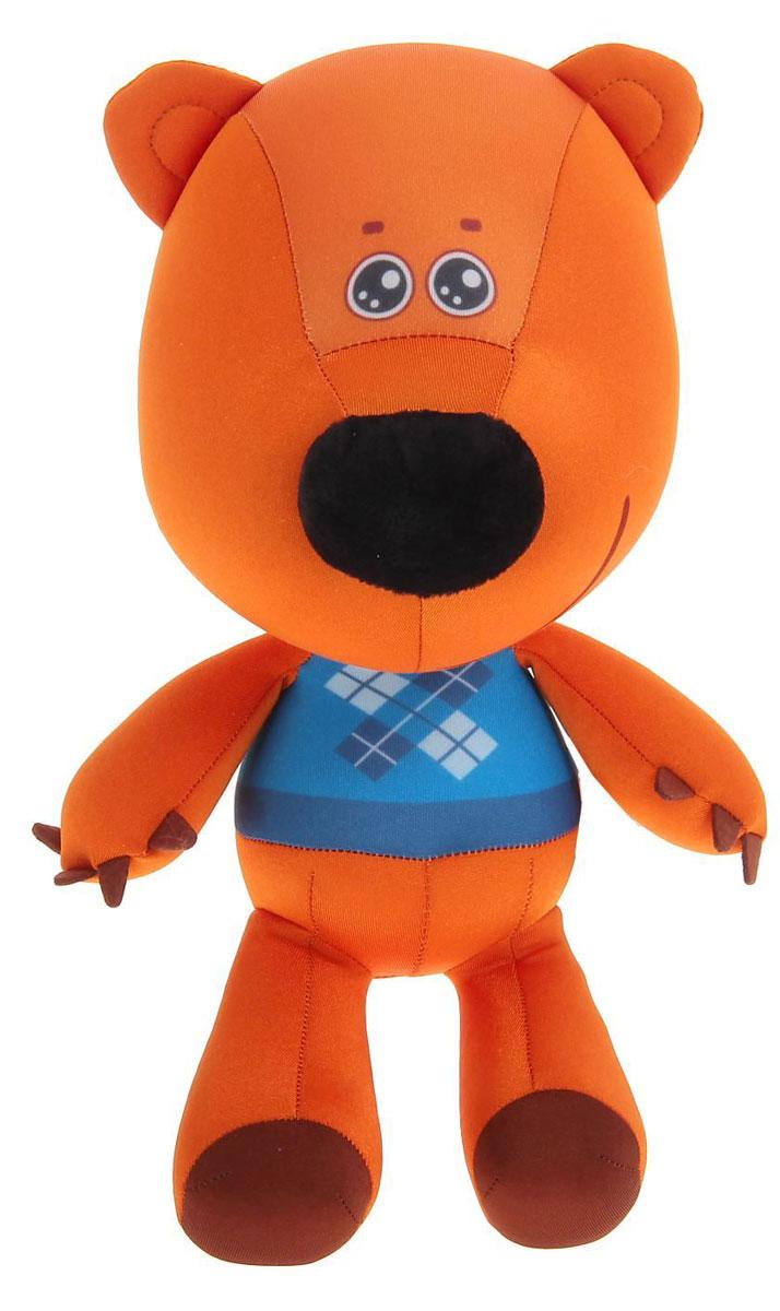 СмолТойс Мягкая игрушка-антистресс МиМиМишки Кеша 31 см игрушка антистресс смолтойс миша 45 см