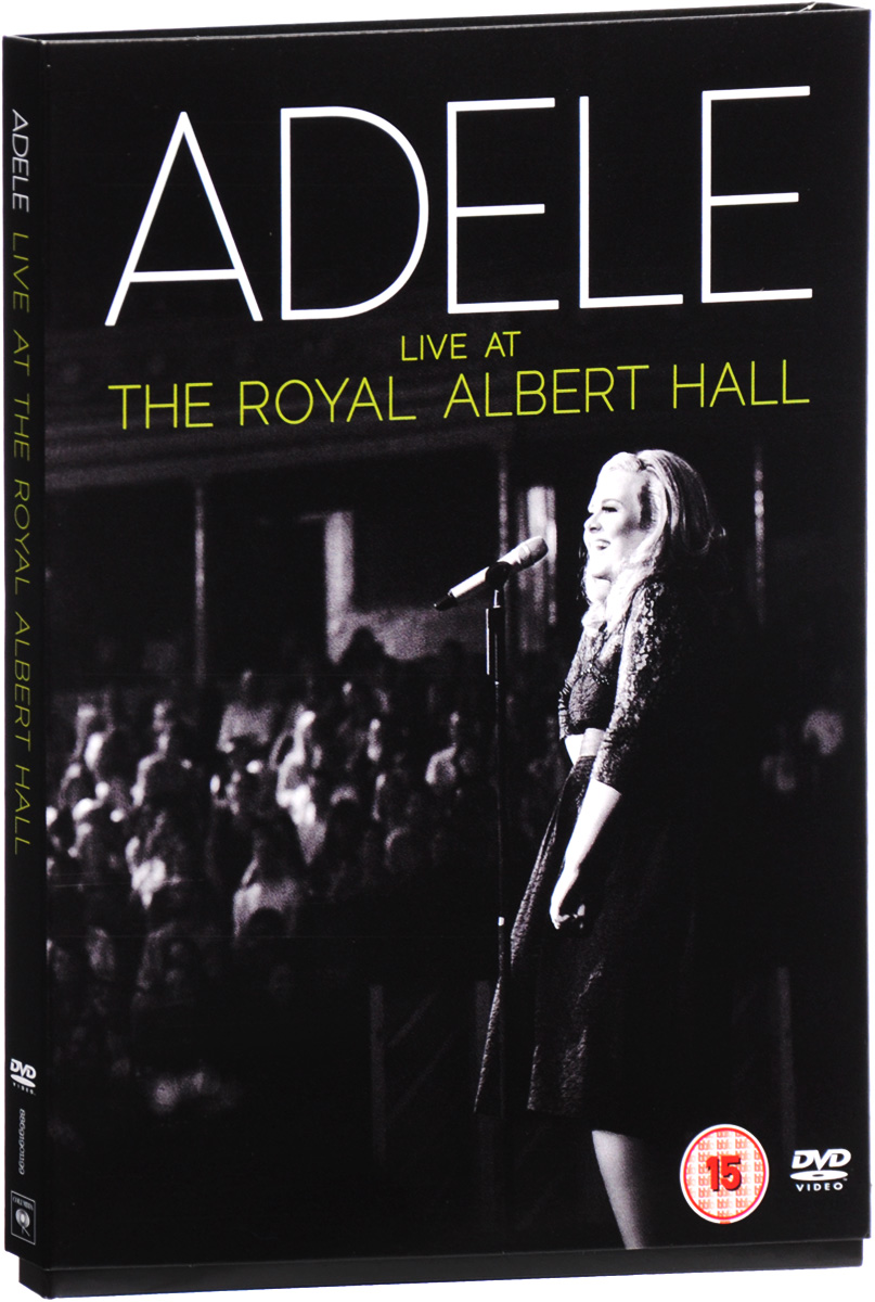 Adele: Live At The Royal Albert Hall (DVD + CD) the who the who tommy live at the royal albert hall 3 lp