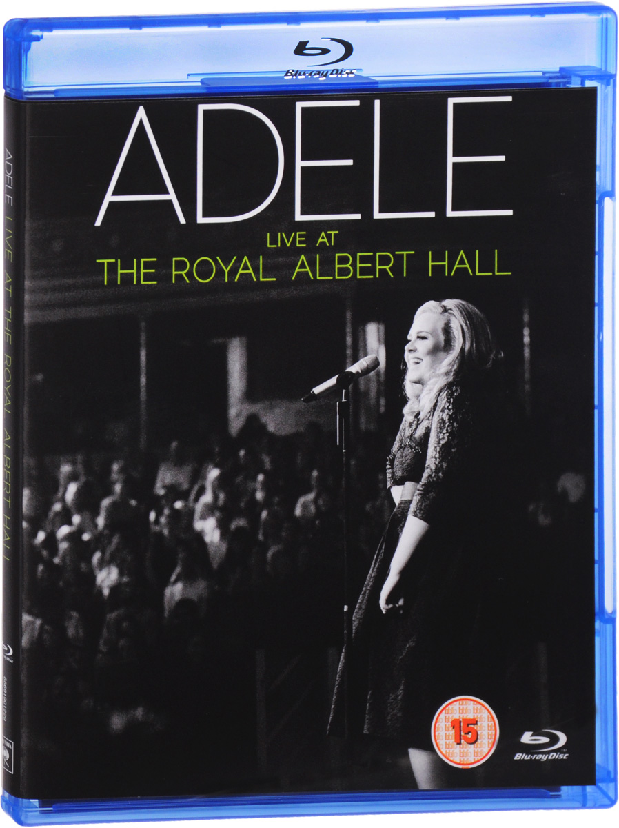 Adele: Live At The Royal Albert Hall (Blu-Ray + CD) eric clapton eric clapton slowhand at 70 live at the royal albert hall 3 lp dvd