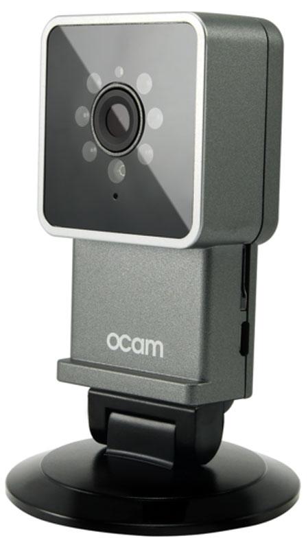 OCam-M3, Grey IP-камераOCAM-M3+GreyС камерой OCam-M3 у вас появится возможность присмотреть за своим домом, маленьким ребенком, пожилыми людьми и даже домашним питомцем.Строгий дизайн и удобная для дома или офиса камера наблюдения. Инженеры предусмотрели различные сценарии использования камеры, поэтому пользователю доступны несколько режимов работы. Переключаться между ними можно в один клик. Записанные видеофайлы и фотографии сохраняются на карту памяти microSD. Когда возникает движение или звук, камера активирует системы распознавания, после чего вы сразу получите уведомление в виде звонка или письма на электронную почту.Благодаря инфракрасной подсветке вы получите четкое изображение даже в условиях плохого освещения. Широкий угол обзора в 120° дает больший охват получаемого изображения, поэтому вы сможете наблюдать, к примеру, не только за ребенком, но и за окружающей его обстановкой во всей комнате.Наличие встроенного микрофона и динамика позволяет вам общаться с помощью камеры OCam-M3 даже дистанционно.Установите фирменное приложение OCam App на ваше мобильное устройство, настройте его и менее чем через три минуты вы сможете вести наблюдение в режиме реального времени в высоком качестве изображения 720p.