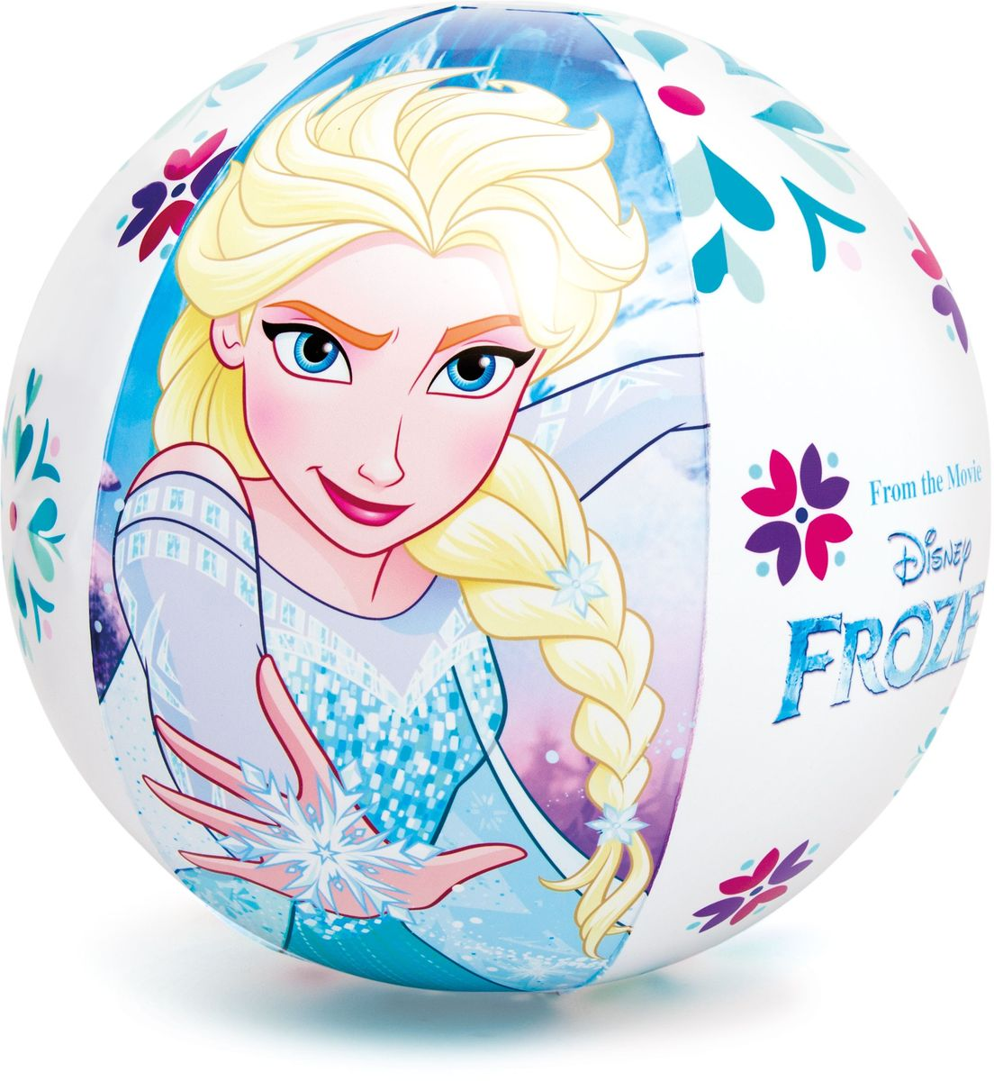 Intex Мяч детский надувной Disney Холодное сердце 51 см
