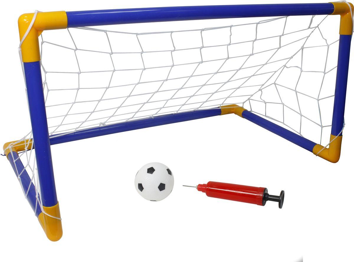 1toy Игровой набор Футбольные ворота 107 х 78 х 71 см футбольные ворота exit пико 90x60x60 см 2 шт 80045