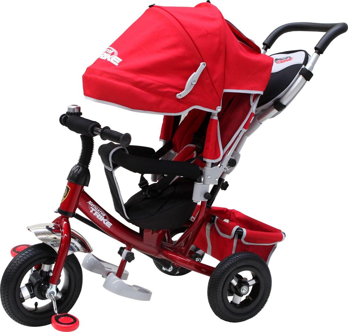 Navigator Велосипед трехколесный Lexus цвет красный Т58453 -  Велосипеды-каталки