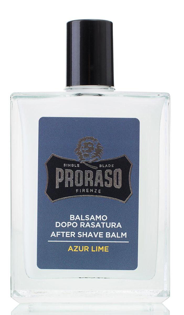 Proraso Бальзам после бритья Azur Lime 100 мл - Мужские средства для бритья и уход за бородой