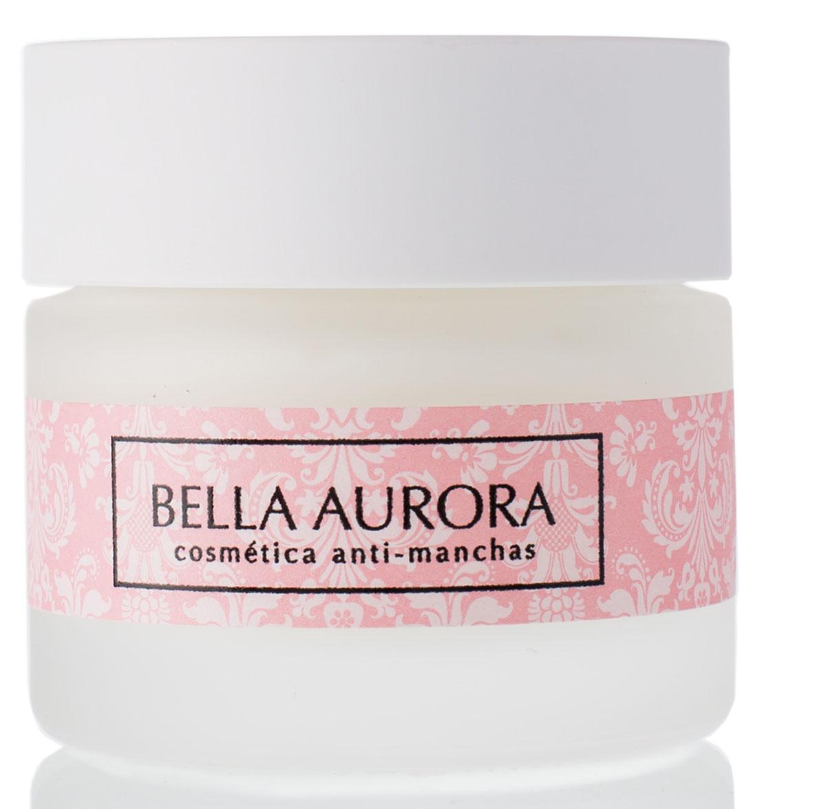 Bella Aurora Питательный увлажняющий крем для лица SPF 15 50 млBA4094150Крем Hydra Rich Solution имеет в составе компоненты, которые обеспечивают интенсивное и мгновенное увлажнение на 24 часа. Средство обеспечивает мгновенное и продолжительное увлажнение, благодаря интеллектуальной системе распределения. /Выраженное антиокcидантное действие – кожа защищена от агрессивного воздеи?ствия окружающеи? среды. Hydra Rich Solution предотвращает появление пигментных пятен, успокаивает кожу и борется с воспалениями, выравнивает тон и возвращает сияние. /Имеет роскошную тающую текстуру. Увлажняет кожу, не делая ее блестящеи?. Идеальное средство для обезвоженной кожи. SPF15. /Применение:Каждое утро наносить на всю поверхность лица и шеи легкими массажными движениями до полного впитывания. Помните о необходимости дополнить уход солнцезащитным флюидом SPF50+, очищающим скрабом-гелем и ночным питательным кремом.