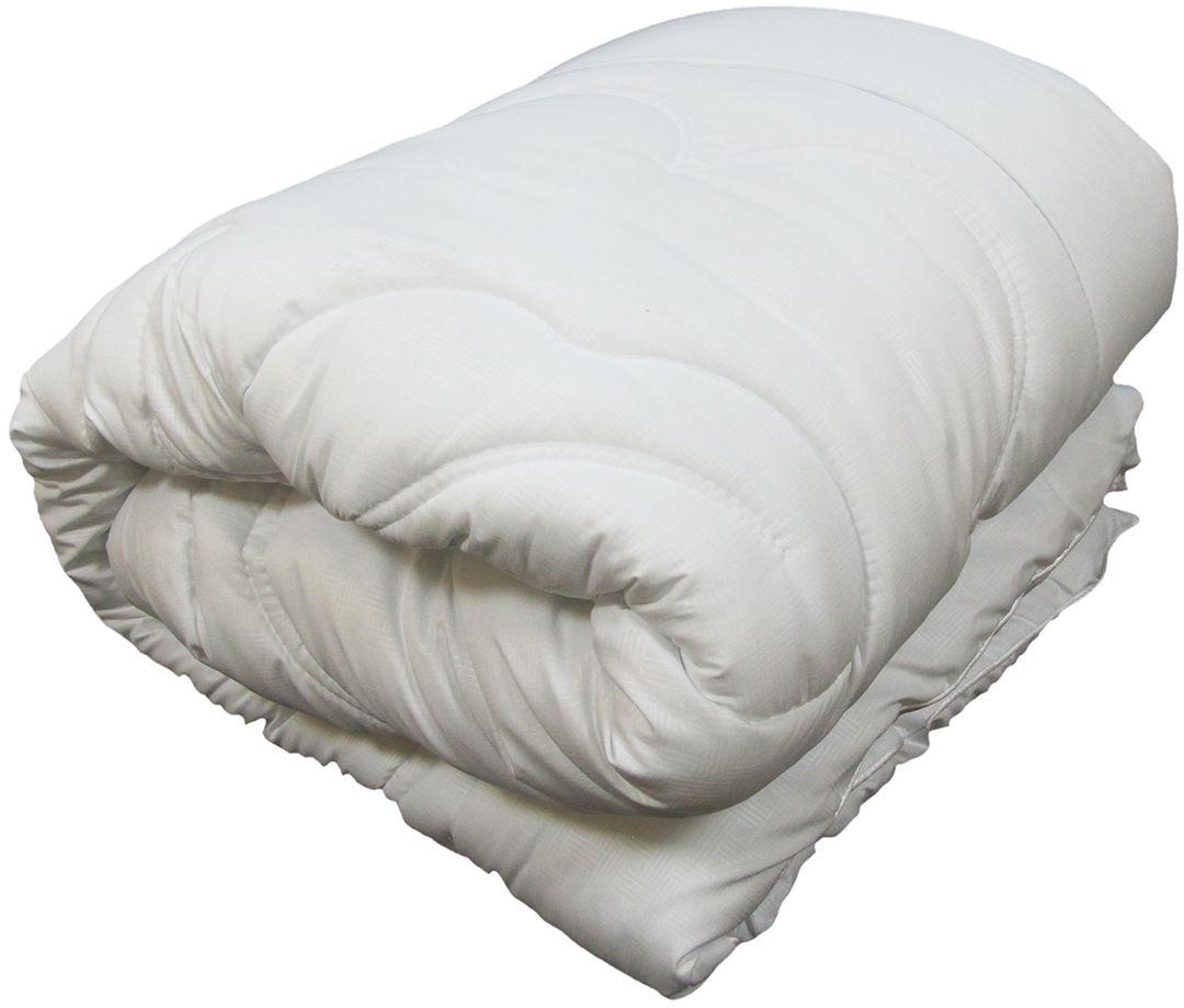 """Одеяло Сорренто """"Лебяжий пух"""", всесезонное, цвет: белый, 200 х 220 см"""