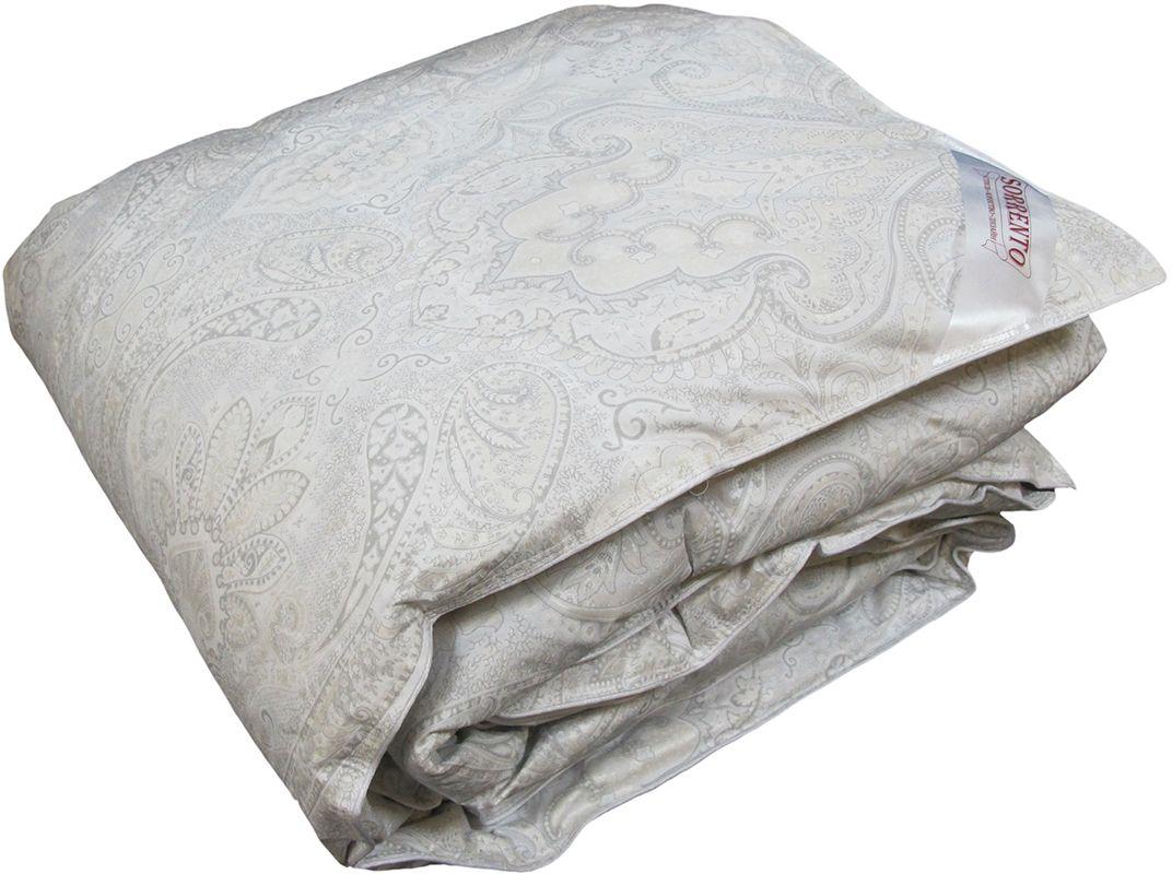 Одеяло Браво Standart Премиум Лидер, теплое, наполнитель: пух, цвет: светло-бежевый, 172 х 205 см26909Одеяло Браво Standart Премиум Лидер с пуховым наполнителем подарит вам тепло, комфорт и создаст приятную атмосферу в спальне. Чехол одеяла выполнен из 100% хлопка. Облегченное одеяло прекрасно подойдет для теплых квартир, на лето и для тех, кто предпочитает более легкие одеяла зимой. При этом пух обладает прекрасным согревающим эффектом. Плотная стежка не позволяет одеялу сбиваться - то, что нужно на каждый день.