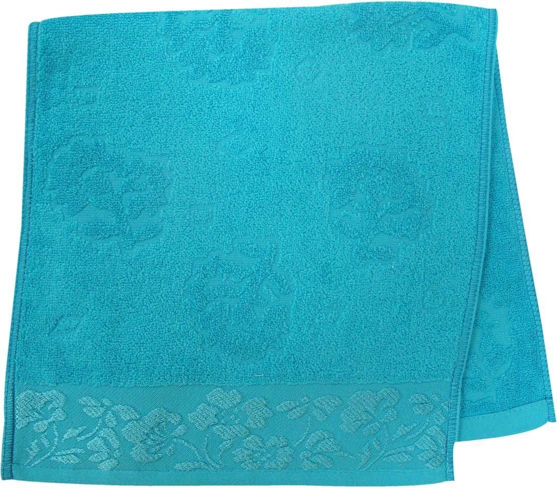 Полотенце махровое НВ Ромашка, цвет: синий, 33 х 70 см. м0177_0140710Полотенце НВ Ромашка выполнено из натуральной махровой ткани (100% хлопок). Изделие отлично впитывает влагу, быстро сохнет, сохраняет яркость цвета и не теряет форму даже после многократных стирок. Полотенце очень практично и неприхотливо в уходе. Оно станет достойным выбором для вас и приятным подарком вашим близким.