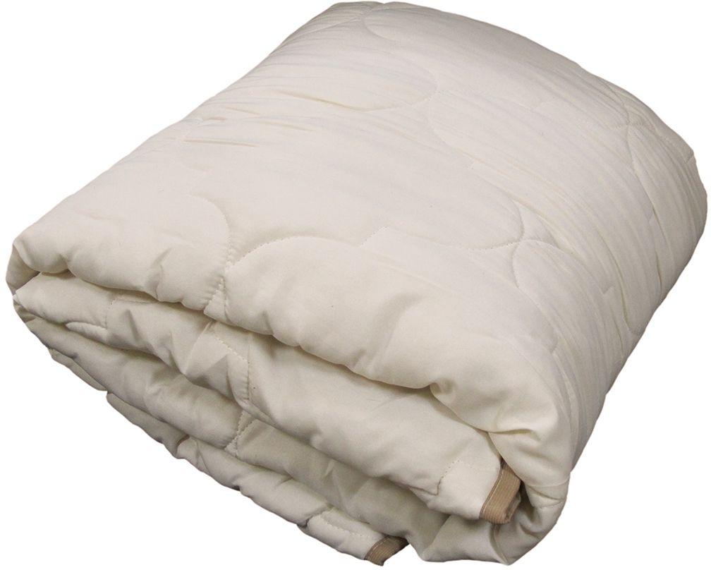 Одеяло Relax Wool, легкое, цвет: светло-бежевый, 140 х 205 см83100