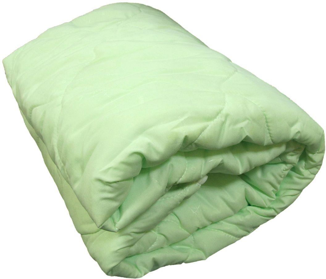 Одеяло Relax  Bamboo , всесезонное, цвет: светло-зеленый, 200 х 220 см - Одеяла