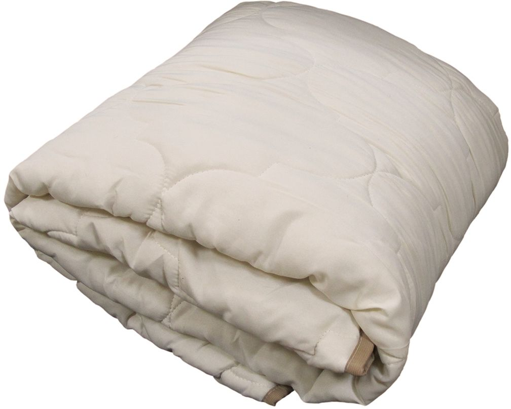 Одеяло Relax Wool, легкое, цвет: светло-бежевый, 200 х 220 см83108Одеяло Relax Wool выполнено из высококачественной микрофибры (100%полиэстера). Наполнитель одеяла содержит шерсть мериноса. Отличается особым теплом, легкое и воздушное. Подойдет всем, кто не любит тяжелые одеяла. Стежка надежно удерживает наполнитель внутри и не позволяет ему скатываться. Особенности наполнителя:- исключительные терморегулирующие свойства;- великолепные ощущения комфорта и уюта. Одеяло легко стирать. Сушить изделие рекомендуется в хорошо вентилируемом помещение.