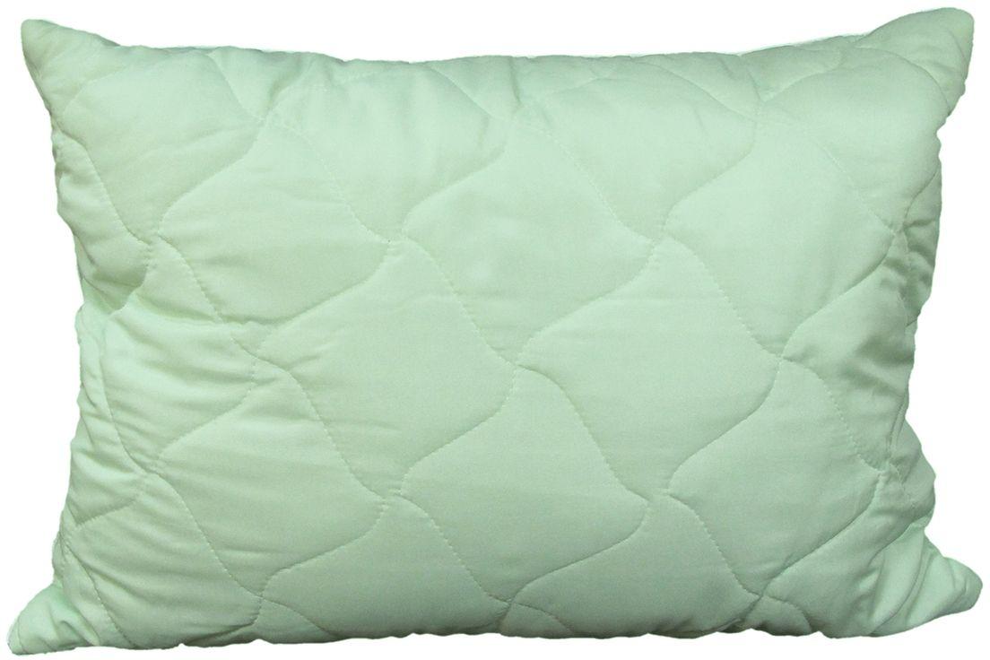 Подушка Relax Bamboo, цвет: белый, мятный, 50 х 70 см94330