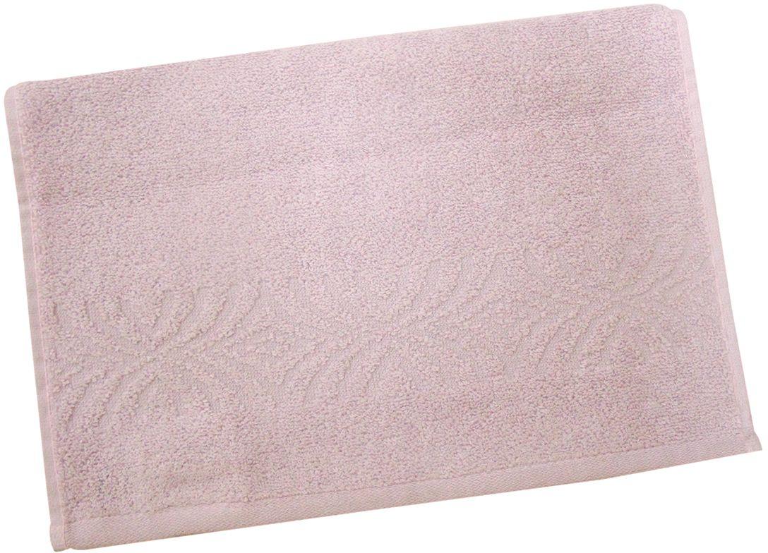 Полотенце махровое Bravo Комфорт, цвет: сиреневый, 33 х 70 см85502Полотенце Комфорт выполнено из натуральной махровой ткани (100% хлопок). Изделие отлично впитывает влагу, быстро сохнет, сохраняет яркость цвета и не теряет форму даже после многократных стирок.Полотенце очень практично и неприхотливо в уходе. Оно создаст прекрасное настроение и украсит интерьер в ванной комнате.