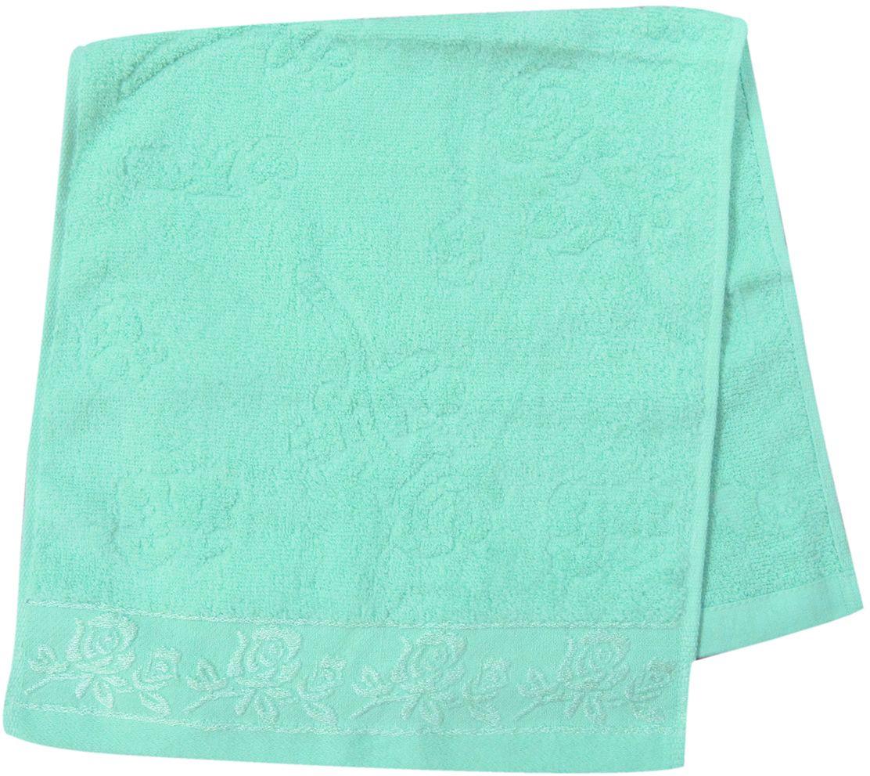 Полотенце махровое НВ Аваланж, цвет: синий, 33 х 70 см. м0746_0185589