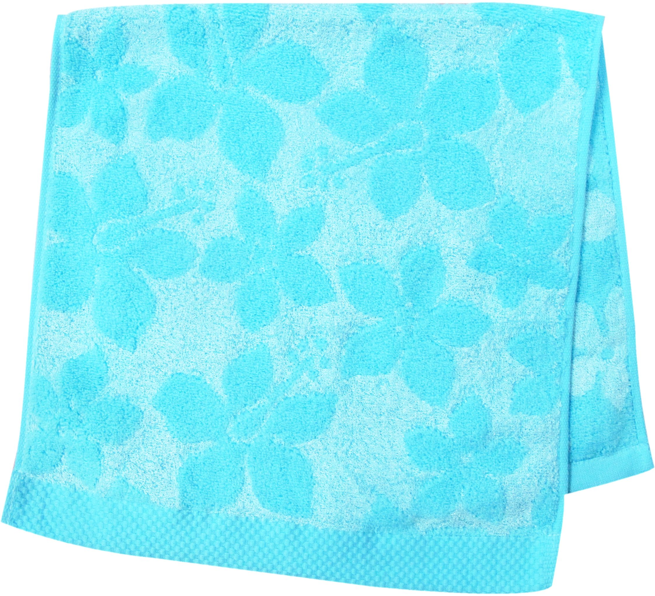 """Полотенце махровое НВ """"Бьянка"""", цвет: синий, 33 х 70 см. м0741_01"""