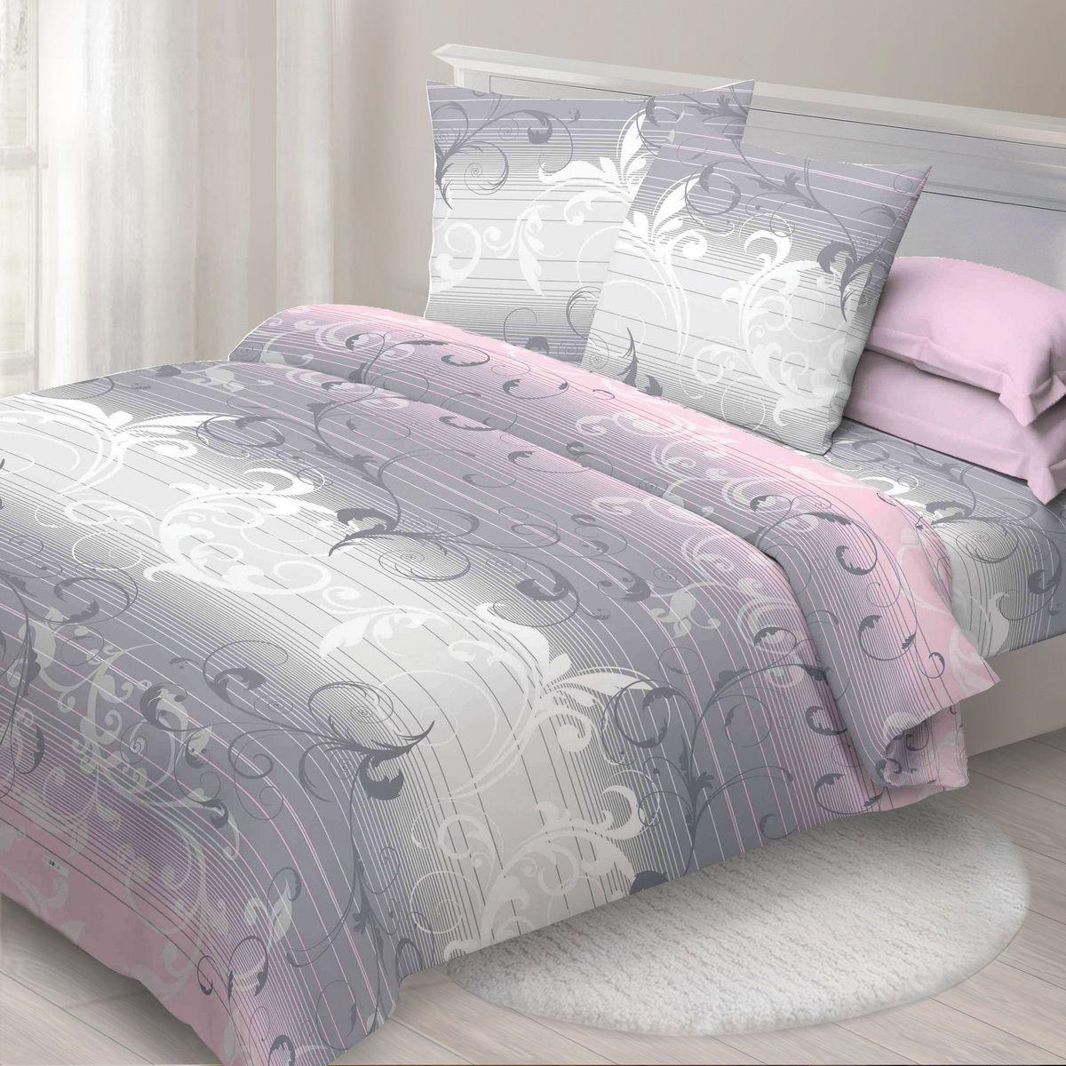 Комплект белья Спал Спалыч Жаккард, 2-спальное, наволочки 70 x 70 см недорогое