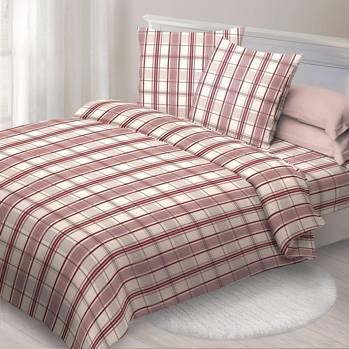 Комплект белья Спал Спалыч Ричард, 2-спальный, наволочки 70х70. 91320 комплект постельного белья 1 5 спал спалыч рис 4084 1 карамель
