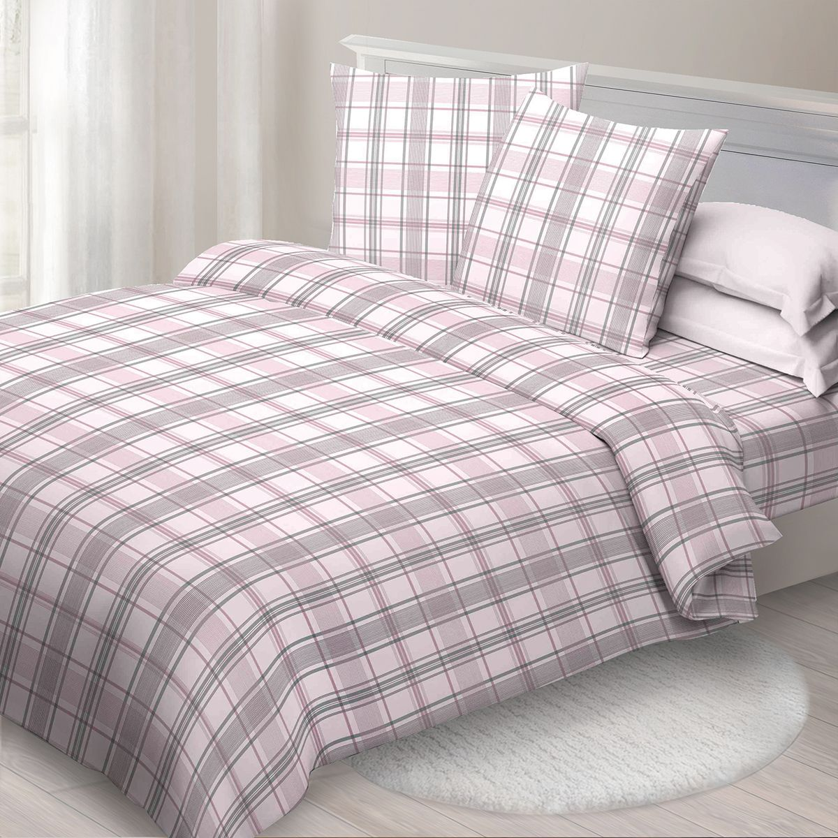 Комплект белья Спал Спалыч Ричард, 1,5-спальный, наволочки 70х70. 91323 комплект постельного белья 1 5 спал спалыч рис 4084 1 карамель