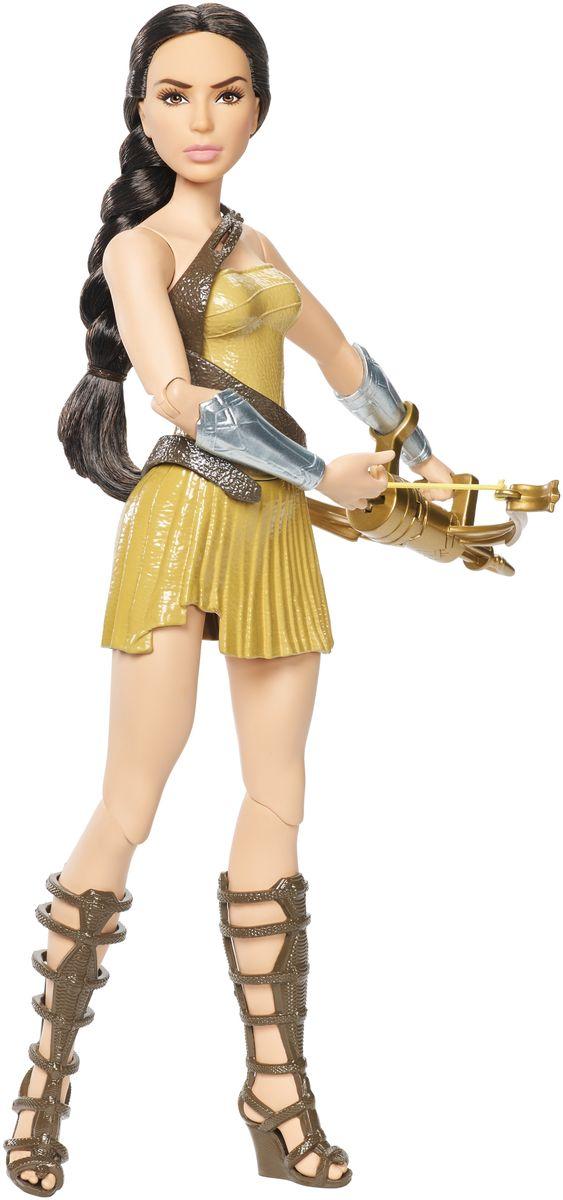 Фото Wonder Woman Кукла Чудо-женщина Делюкс в тренировочном костюме