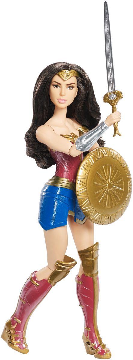 Фото Wonder Woman Кукла Чудо-женщина Делюкс в костюме супергероини