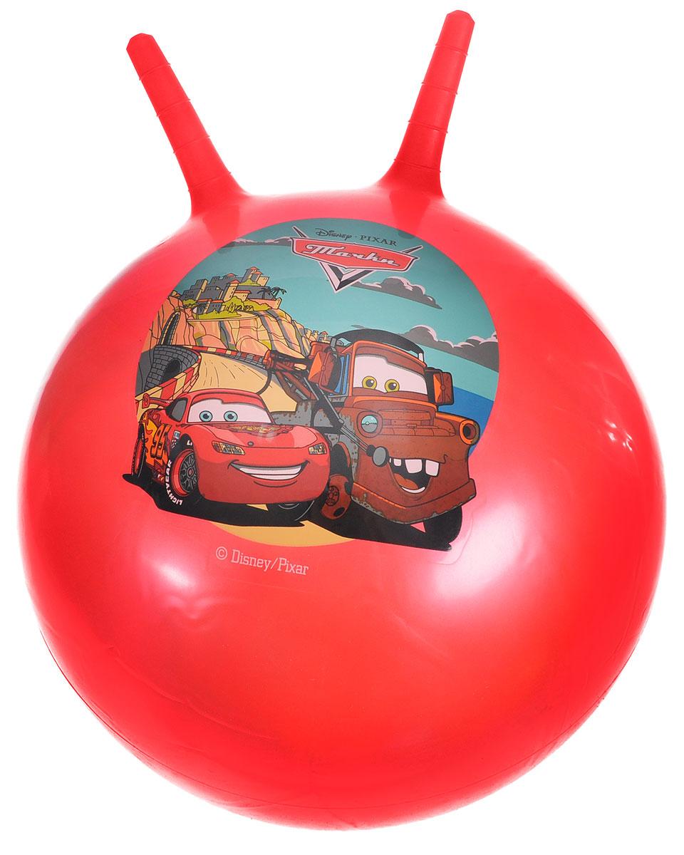 Играем вместе Мяч-прыгунок Тачки с рожками цвет красный 55 см