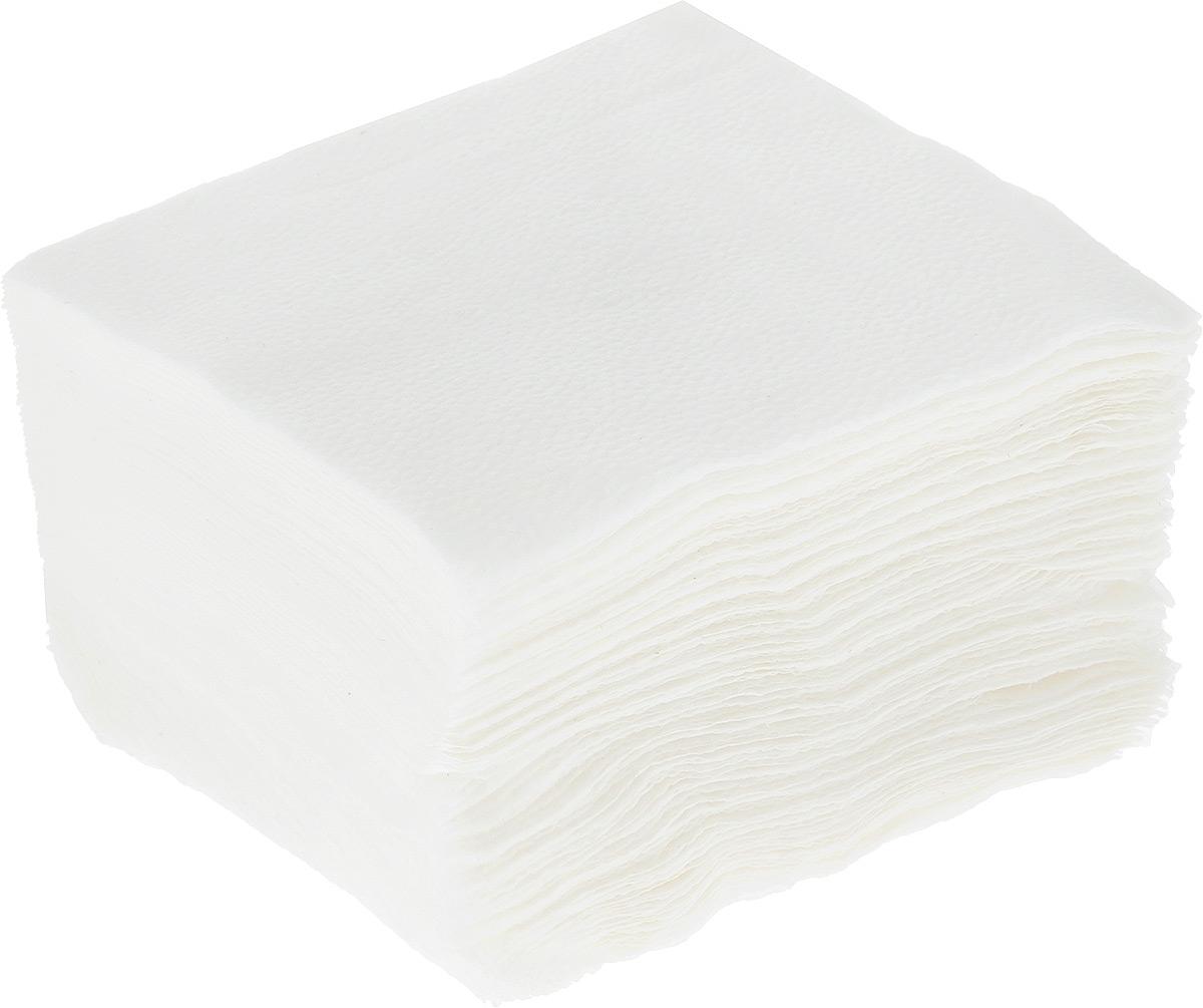 Салфетки бумажные ЦБК-5, цвет: белый, 24 х 24 см, 75 штСЛФ04781Тонкие бумажные салфетки ЦБК-5 выполнены из качественной бумаги с рифленым принтом. Изделия станут отличным дополнением любого праздничного стола.Размер салфеток в развернутом виде: 24 х 24 см.