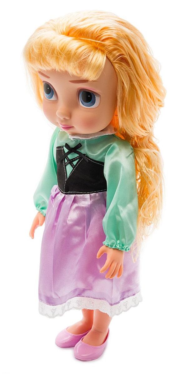 1TOY Кукла озвученная Красотка цвет платья мятный светло-сиреневый 1toy с мебелью 187 деталей красотка